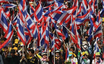Political Unrest In Thailand
